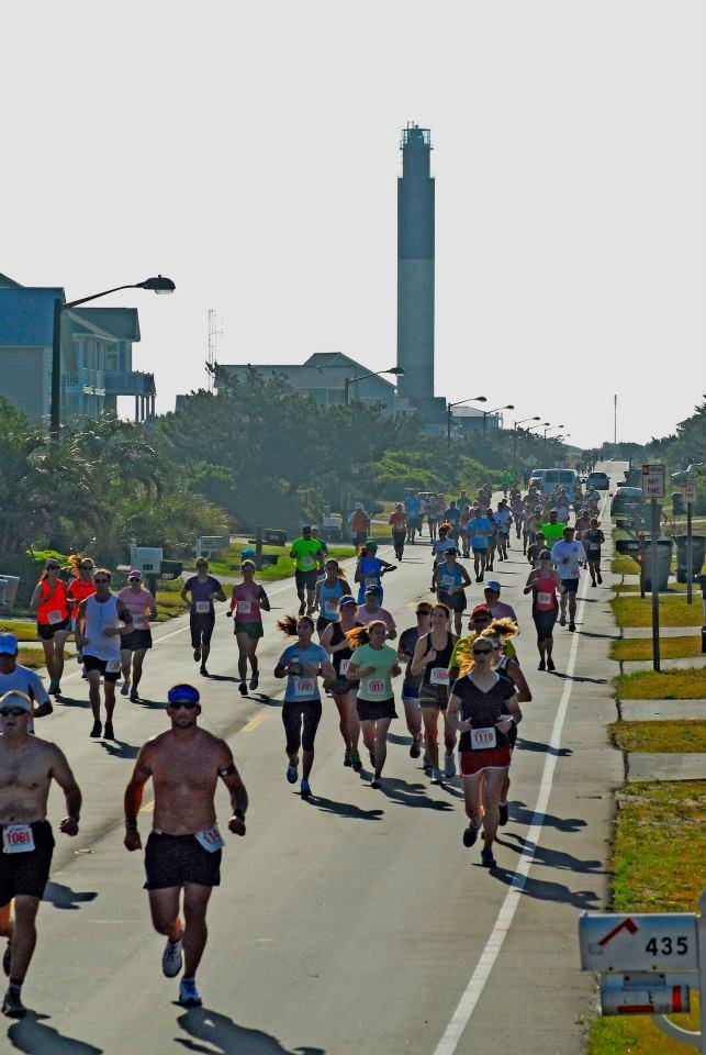 Oak Island Marathon