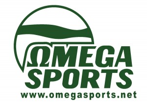 Sponsor Logo. Omega Sports