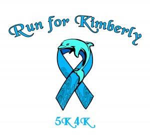 5K for Kimberly logo