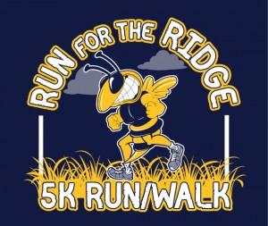 Run for the Ridge logo-no date
