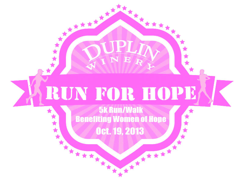 Run for Hope Logo. NEW