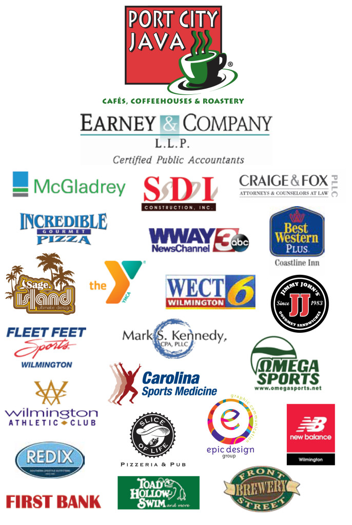 2015 Race for Preservation sponsors