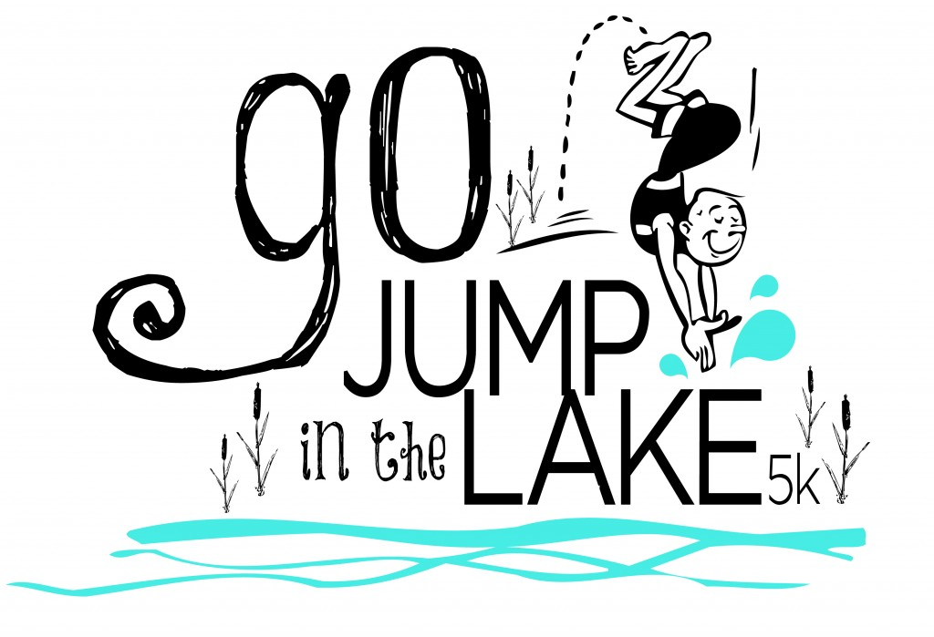 Go Jump in the Lake Logo