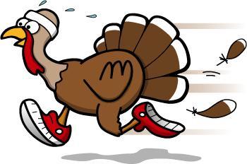 TurkeyTrot 2011 Logo