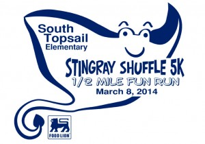 Stingray Shuffle Logo