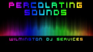 Percolating Sounds