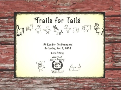 Trails for Tails Logo