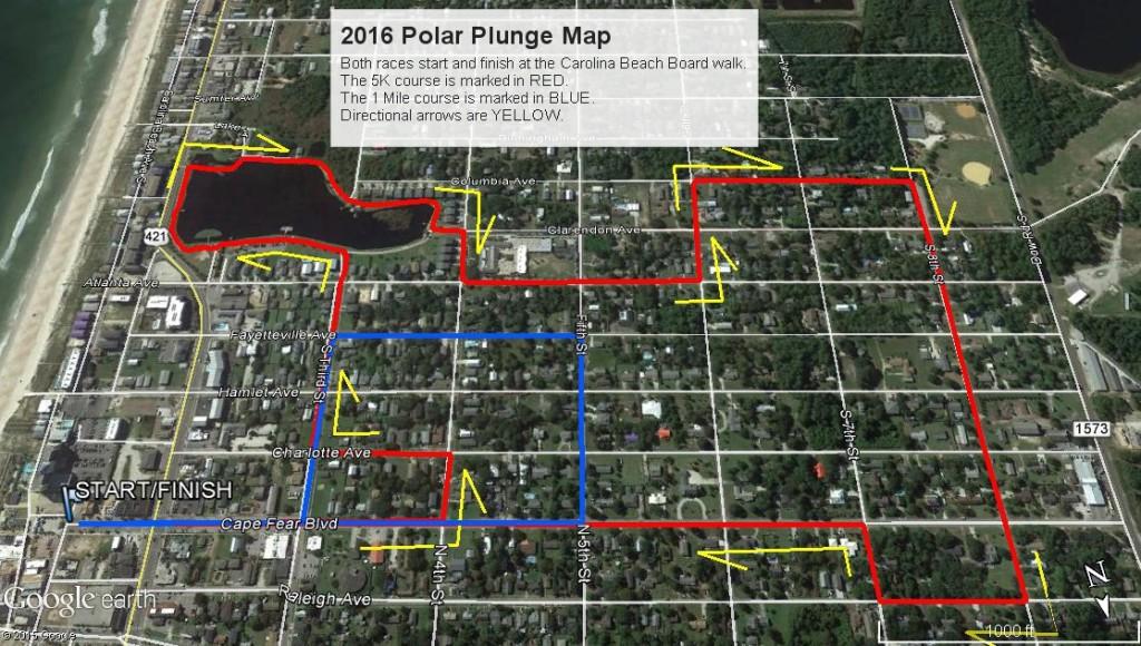 2016 polar plunge map