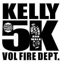 Kelly Fire 5K logo