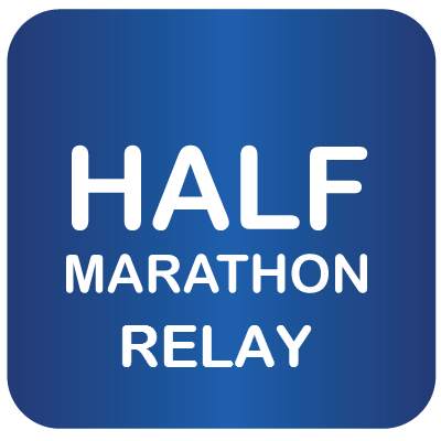 HALF MARATHON relay icon