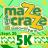 Maze Craze 5K, Sept. 26, 2015