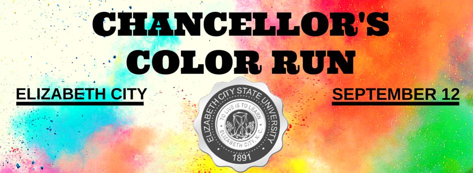 Chancellors color run Slider