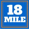 18 MILE ICON