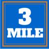 3 MILE ICON
