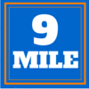 9 MILE ICON