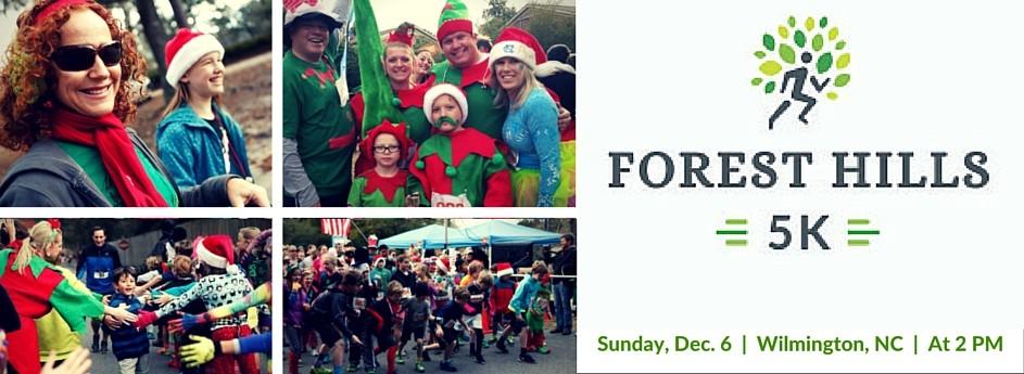 Forest Hills 5K, Dec. 6, 2015