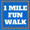 1 MILE FUN WALK ICON
