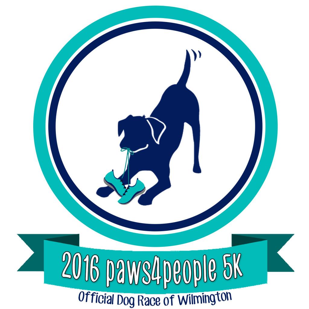 paws4people 5k logo