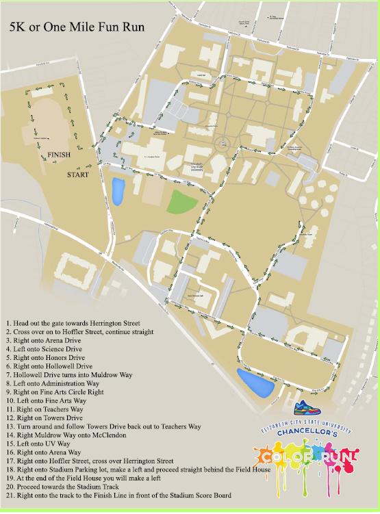 ECSU MAP